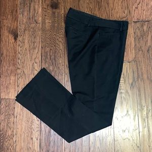 Express Black Columnist Trousers